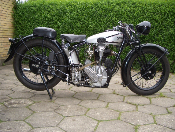 Norton CS1 OHC 1930